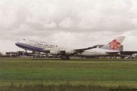 China Airlines 744