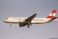 Austrian Airlines A 320